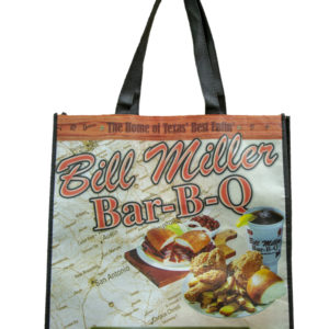 Bill Miller Shopping Bag (3ct)